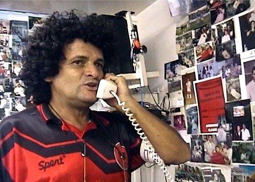 CINEjogo realiza pelada entre Sport Club Itacuruçá e Grêmio Mangaratibense com Mauro Shampoo e Zeca Babão neste sábado