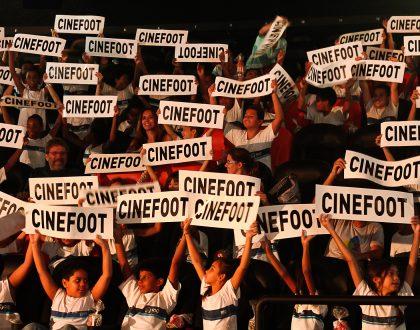 SESSÃO ESPECIAL COM FILME ARGENTINO LOTA PLATEIA NO CINEFOOT