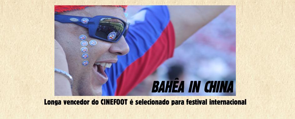 Longa vencedor do CINEFOOT é selecionado para festival internacional