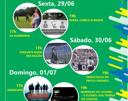 4º CINEFOOT EXTRAORDINÁRIO