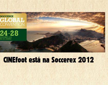 CINEfoot está na Soccerex 2012