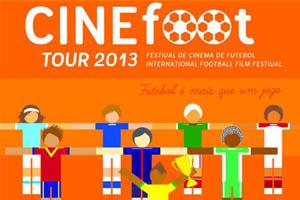 CINEfoot Tour Copa das Confederações leva mais de 12 mil pessoas aos cinemas