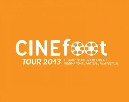 CINEfoot Tour 2013 em junho!