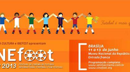 CINEfoot Tour 2013 | Brasília