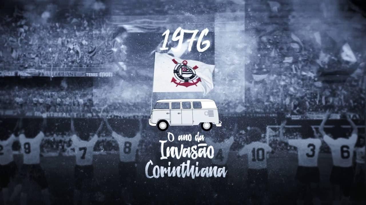1976 – O ANO DA INVASÃO CORINTHIANA