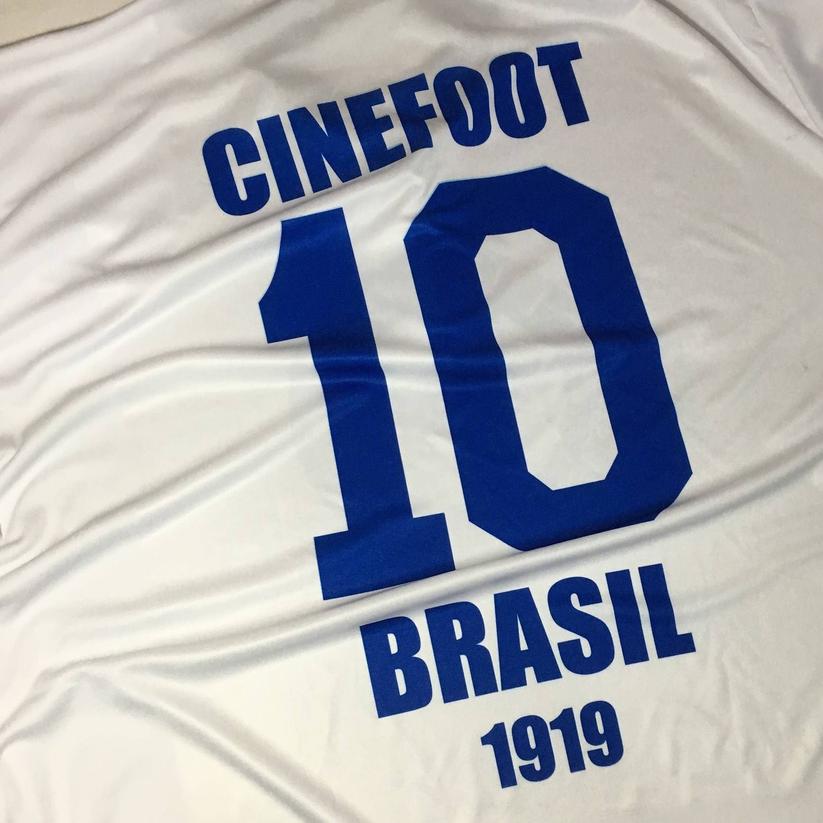 CALL FOR ENTRIES – CINEfoot's 10th edition