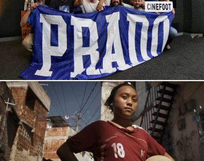 """FAZ A FESTA! """"NOS CHAMAM GUERREIRAS"""" E """"AZUL ESCURO"""" SÃO OS PREMIADOS DO CINEFOOT BH"""