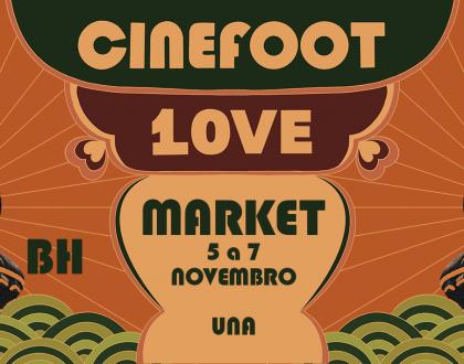 CINEFOOT MARKET BH - AUDIOVISUAL & FUTEBOL