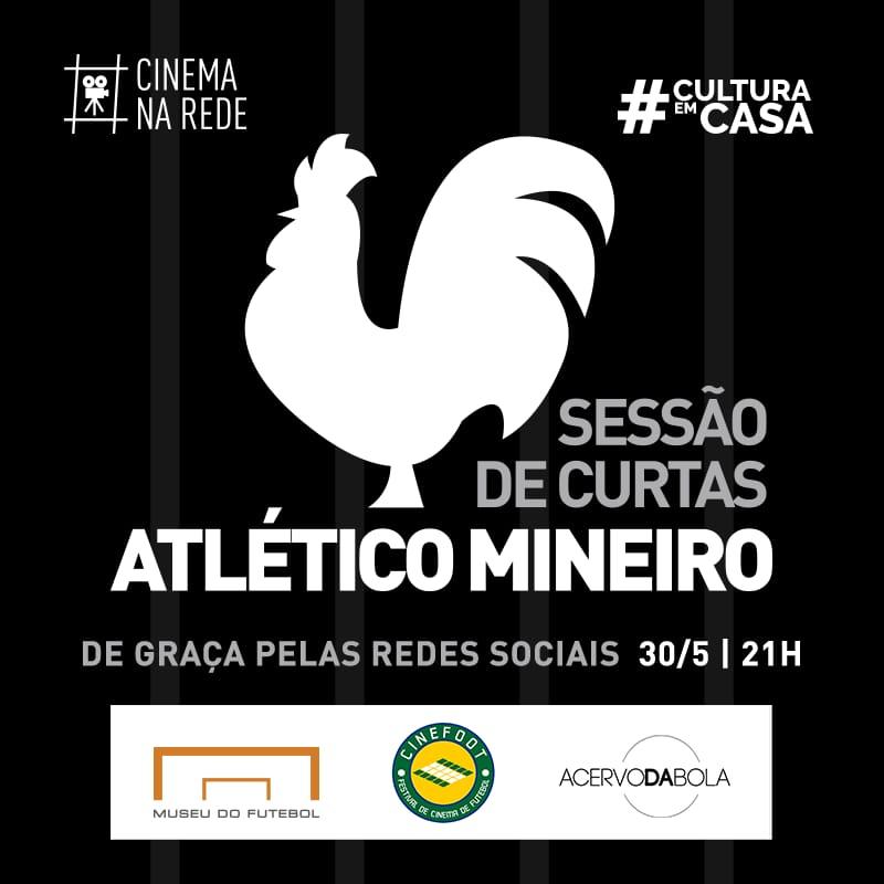 OITAVA SESSÃO DO CINEMA NA REDE APRESENTA FILMES DO GALO FORTE VINGADOR