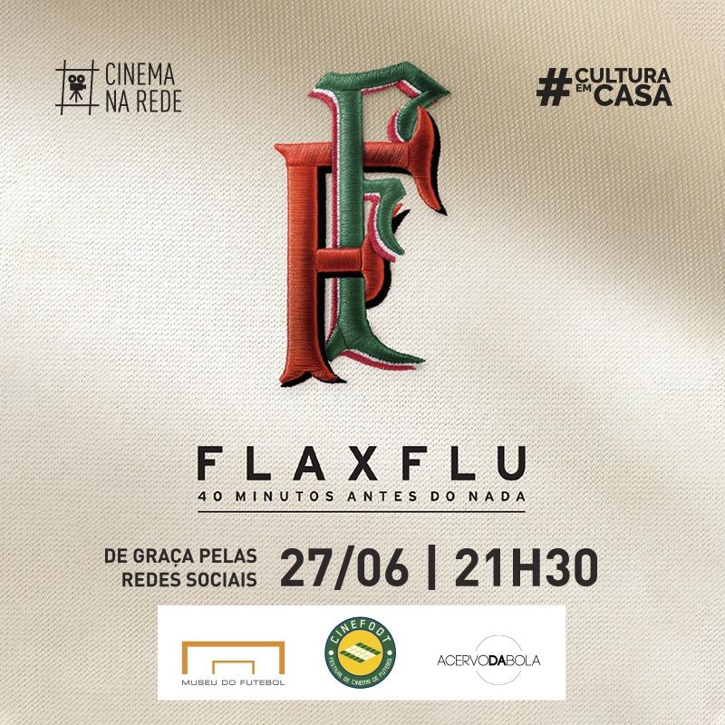 TEM FLA X FLU NA SESSÃO 12 DO CINEMA NA REDE
